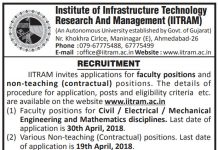 iitram recruitment