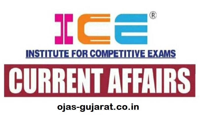 ICE Rajkot Weekly Current Affairs PDF 2019 Download