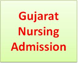 gujarat nursing admission
