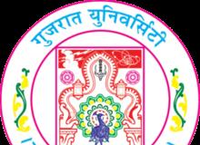 gujarat university admit card