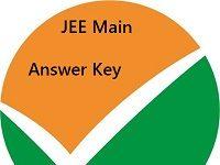 JEE Main Answer Key 2020