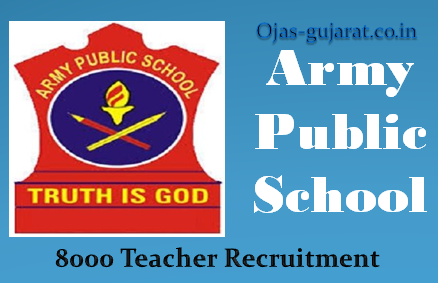 Army Public School Recruitment
