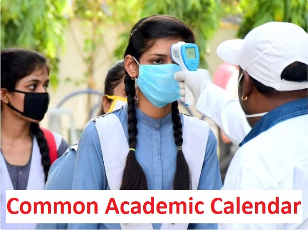 Common Academic Calendar