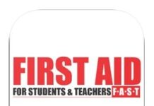 First Aid for Students Teachers