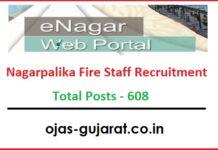 Municipality Fire Staff Recruitment