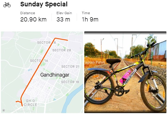 Cycling Tracking