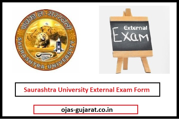 Saurashtra University External Exam Form