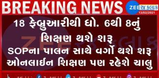 Gujarat primary school reopen