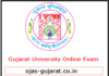 Gujarat University Online Exam